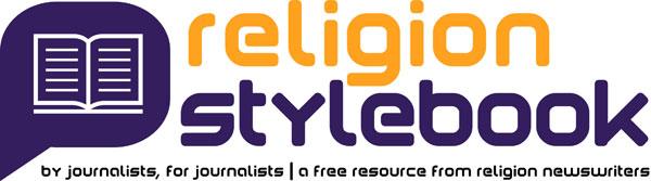 Religion Stylebook